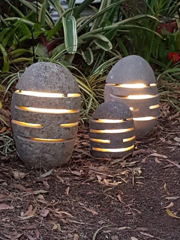 RiverStone Garden Light 30x18cm